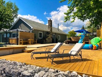 """Beach Lodge"" Cottage"