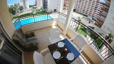 Apartamento Geminis II en Playa de Gandia