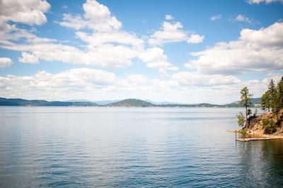 Neachen Bay, Harrison, Idaho, United States of America