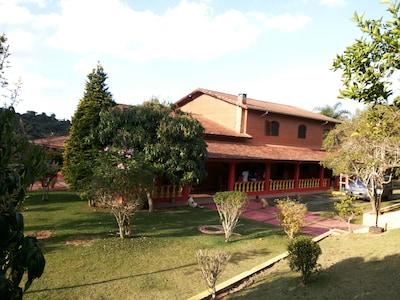 IBIÚNA - Sitio Maravilhoso : AINDA DISPONÍVEL PARA O NATAL (com preço especial)!