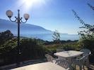 Enjoy beautiful view of the Ionian sea. 2 bedroom bungalow Kefalonia Greece
