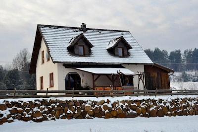 Centre d'éducation et de promotion régionale, gmina Stężyca, Voïvodie de Poméranie, Pologne