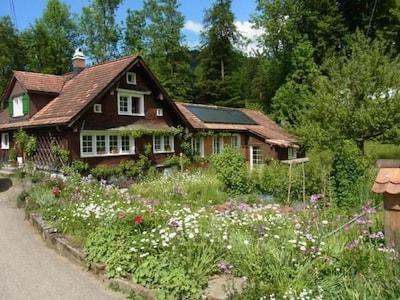 Ebnat-Kappel, Canton of St. Gallen, Switzerland