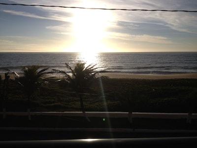 Praia de Guaibura (Strand), Guarapari, Bundesstaat Espírito Santo, Brasilien
