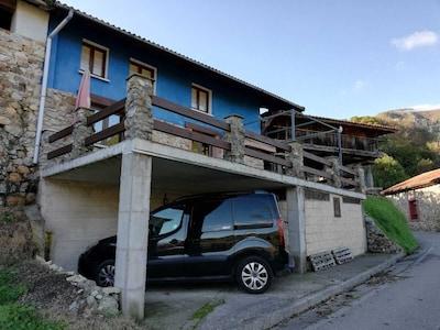 Arriondas, Parres, Asturias, Spain