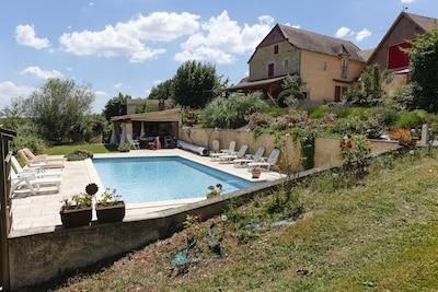 Thenon, Dordogne, France