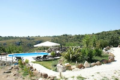 Großes Appartement mitten im Olivenberg - Kleines Landhaus für pure Entspannung