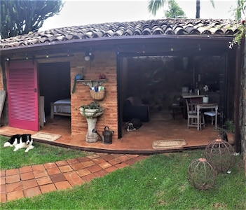 """Casa boutique para dois"""
