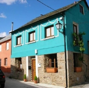 Casa Rural Gistredo (duermen 8 personas)