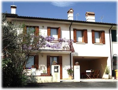 Casa vacanze nel cuore del Veneto, a breve distanza da Venezia
