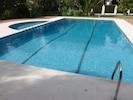 piscine 12x6 m  , pataugeoire pour petitis enfants