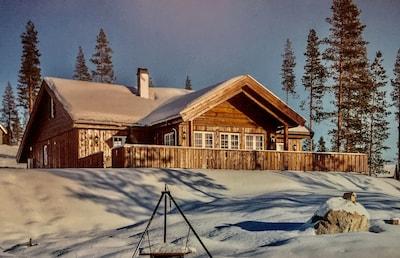 F2 Toppekspressen, Trysil, Innlandet, Norwegen