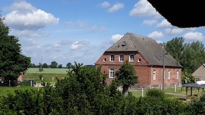 Urlaub auf dem Land an der Ostsee zwischen Lübeck und Wismar