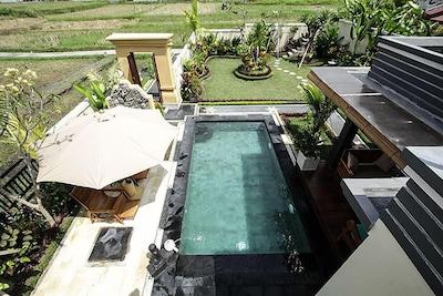 Secluded private villa Penestanan, Ubud