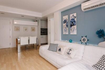 """Duplex moderno 3 habitaciones 2 baños """"cool"""""""