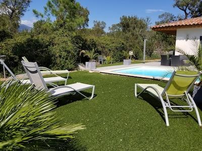 Villa 3 : Jardin