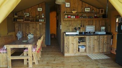Intérieure Lodge