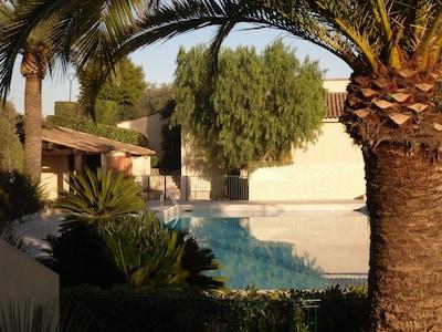 Pool in residence