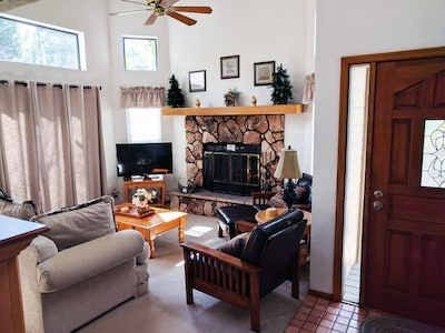 Welcoming entry into your condo