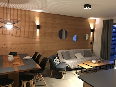 L'écrin-Arcs1800. Appartement Haut standing