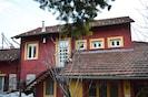 Eingang zur Ferienwohnung Casalinda