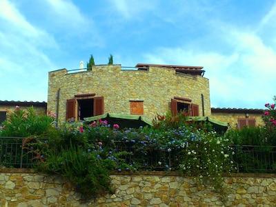 Piscina Il Giunco, Gavorrano, Tuscany, Italy