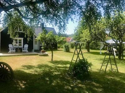Viking Village, Visby, Gotland County, Sweden