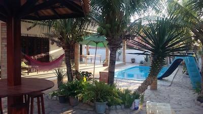 Casa da Soraia - Grande maison de luxe avec 05 chambres à Canoa-Quebrada