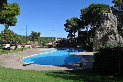 L Estartit: Casa en l'Estartit con fantásticas vistas a las Medas - Costa Brava.