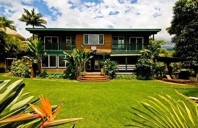 Lu'uwai's of Makena Oceanfront House in Maui, Hawaii