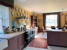 The Open Plan Kitchen / Dining Room