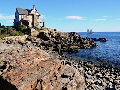 Cape Arundel, Kennebunkport, Maine, United States of America
