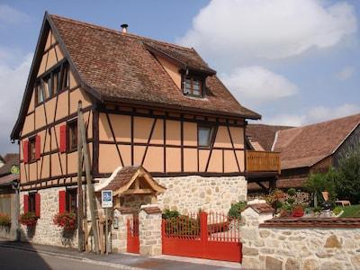 Oltingue, Haut-Rhin (departement), Frankrijk