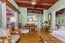 Open Floor Space; Living/Dining Area