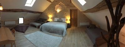 La chambre Mésange