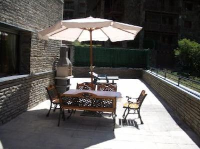 Terras / balkon