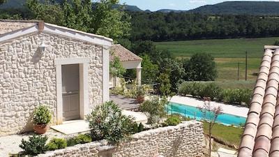 Roussas, Drôme (Département), Frankreich