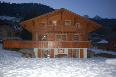 Chalet Roundhouse