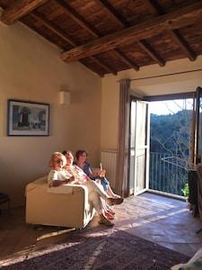 Morlupo, Latium, Italie