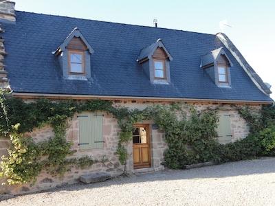 Corrèze, Département Corrèze, Frankreich