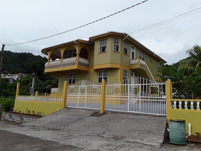 Victoria Falls, Delices, Saint Patrick Sogn, Dominica
