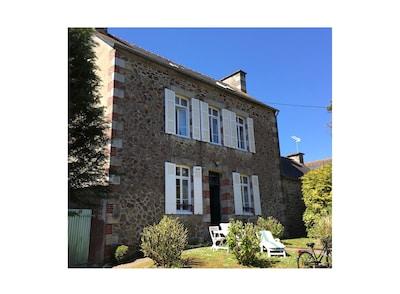 Plouha, Département des Côtes-d'Armor, France