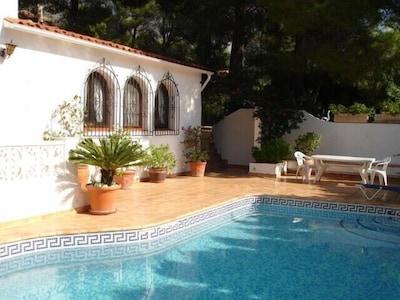 Bernia, Altea, Communauté valencienne, Espagne