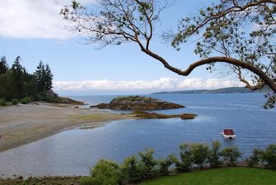 Beautiful Beach Front Birdwatching And Bathing