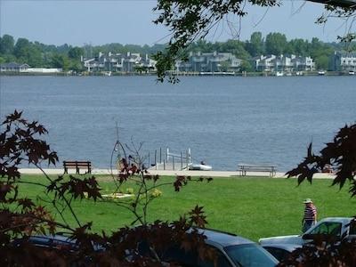 Kalamazoo Lake, Saugatuck, Douglas, Michigan, United States of America