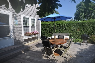 Madequecham Pond, Nantucket, Massachusetts, United States of America