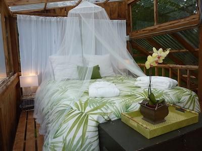 Bali House sleeping loft