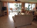 Living room to Lanai