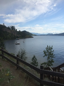 Lake Views, 3 bedroom home in McKinley Landing