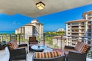 Spectacular view from living room lanai